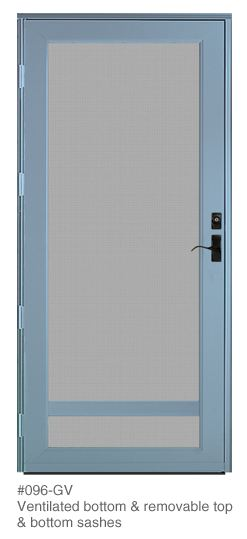 Provia Duraguard Storm Doors Professional Installation