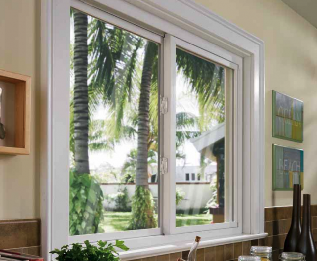 Simonton 5050 Double Hung Window Installation Fairfax