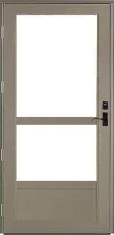 Provia Deluxe Storm Doors Professional Installation
