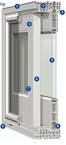 Alside Promenade Sliding Glass Door Professional Installation Work Guaranteed