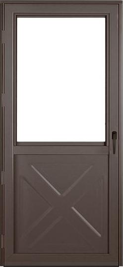 Provia Superview Storm Doors Professional Installation