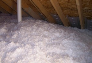 Blown In Attic Insulation Fairfax Prince William Loudoun