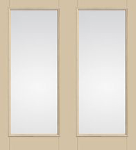 Therma Tru Classic Craft Canvas French Door Professional