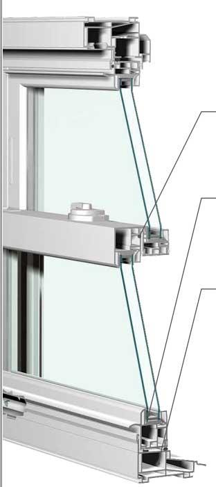 Simonton 5500 Double Hung Window Installation Fairfax