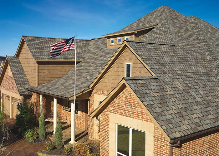 Gaf Country Mansion Ii Designer Shingles Installation