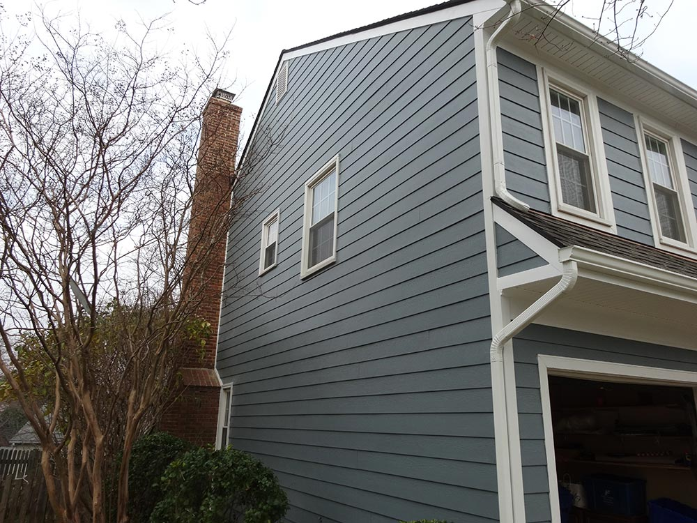 James Hardie Siding Portfolio Professional Installation