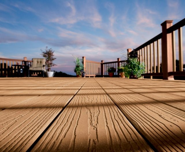 Evergrain Decking Amp Railing Materials Sunshine Contracting