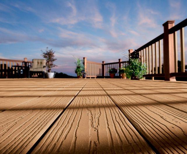 Evergrain decking railing materials sunshine contracting for Evergrain com