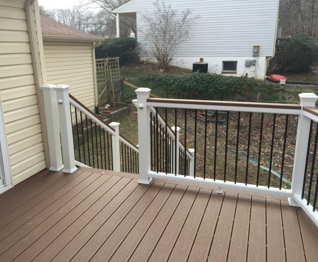 Fiberon Decking Railing Material Sunshine Contracting
