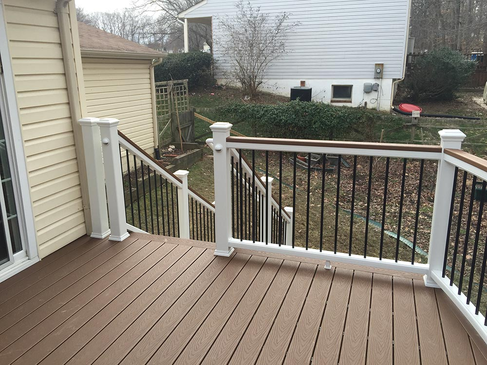 Fiberon Decking Amp Railing Material Sunshine Contracting