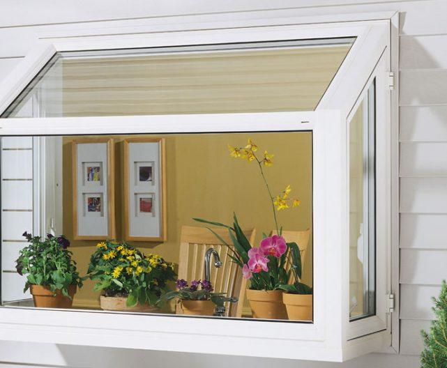 Merveilleux Garden Windows