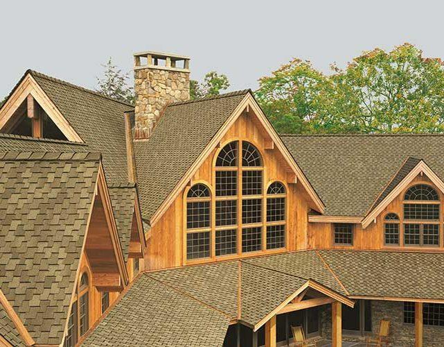 GAF Grand Sequoia Designer Shingles Installation