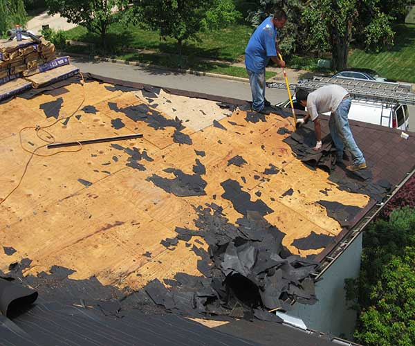 The Sunshine Contracting Roofing Process Of Va Contractors