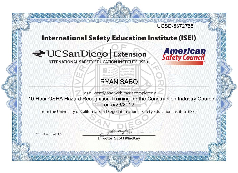 Certifications & Affiliations | Professional Installation ...