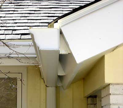 K Style Gutters Sunshine Contracting
