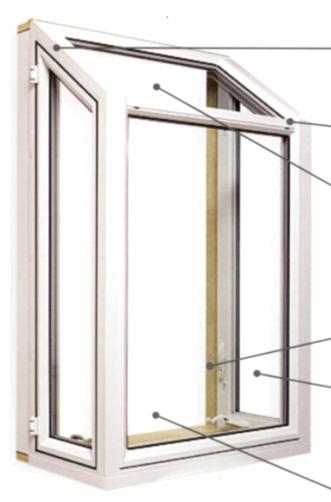 Simonton 5500 Garden Window Installation Fairfax County