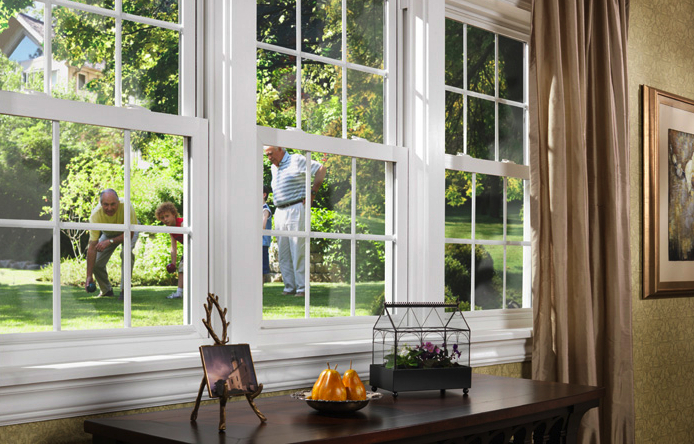 Simonton Double Hung Windows Sunshine Contracting