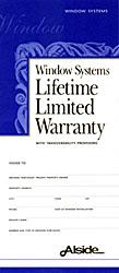 Warranties Professional Installation Work Guaranteed