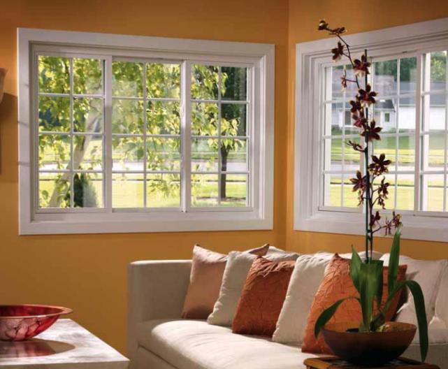 Simonton 5300 Double Hung Window Installation Fairfax