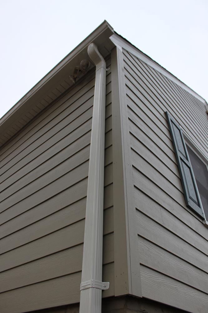 Gutter Replacement Prince William County Va Woodbridge