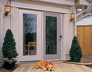 Therma Tru Steel Patio Door Sunshine Contracting