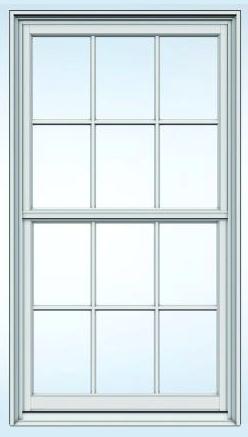 Jeld Wen Double Hung Window Installation Fairfax County