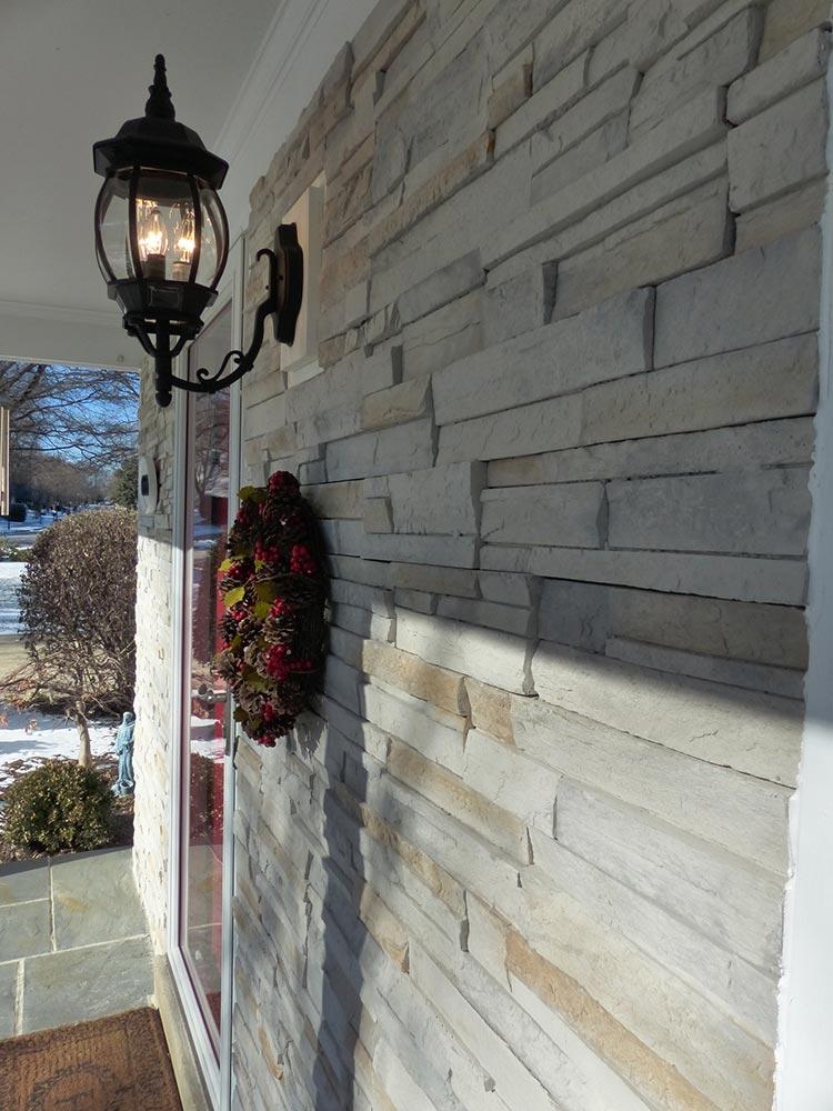 Stone Veneer Portfolio Professional Installation