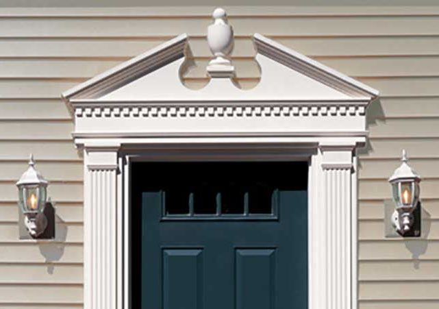 Charmant Door Surrounds