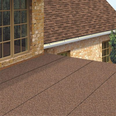 Gaf liberty low slope roofing sunshine contracting for What is the best roofing material