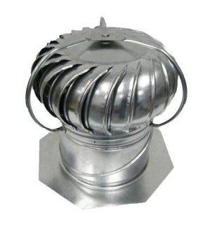 Rotary Turbine Vents Sunshine Contracting