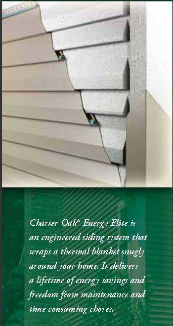 Alside Charter Oak Energy Elite Sunshine Contracting