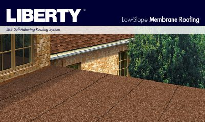 Gaf Liberty Low Slope Roofing Sunshine Contracting