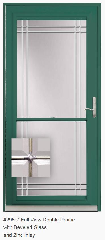 Provia Spectrum Storm Doors Professional Installation