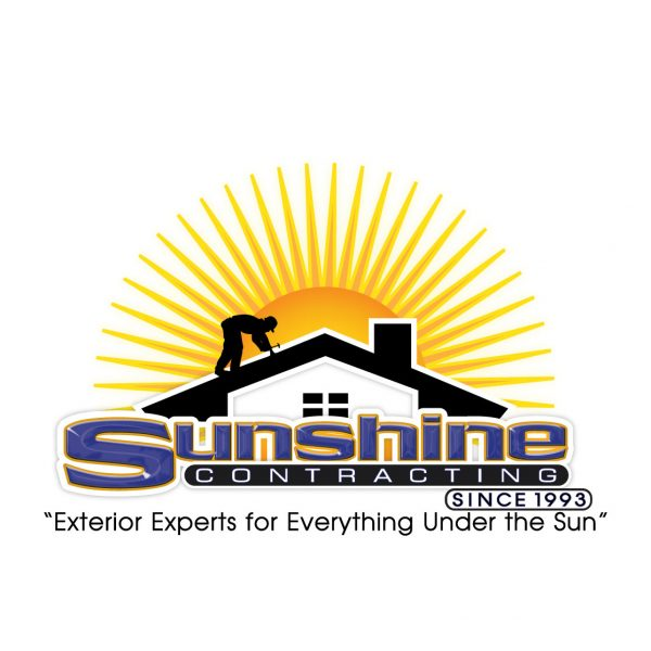 Sunshine Contracting - New Logo 2018 - Square