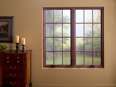Twin Casement Window Straight