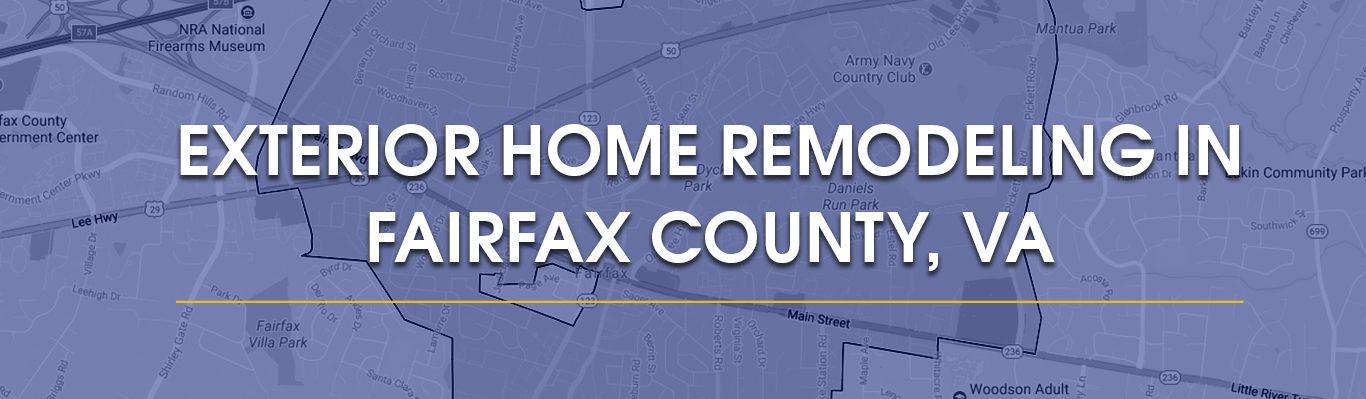 Fairfax County VA