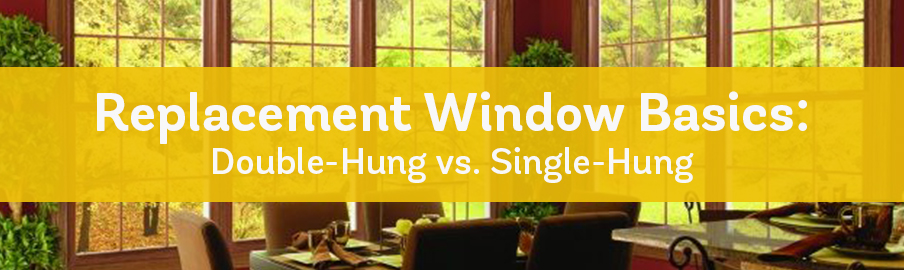 Single Hung Vs Double Hung Windows What S The Difference