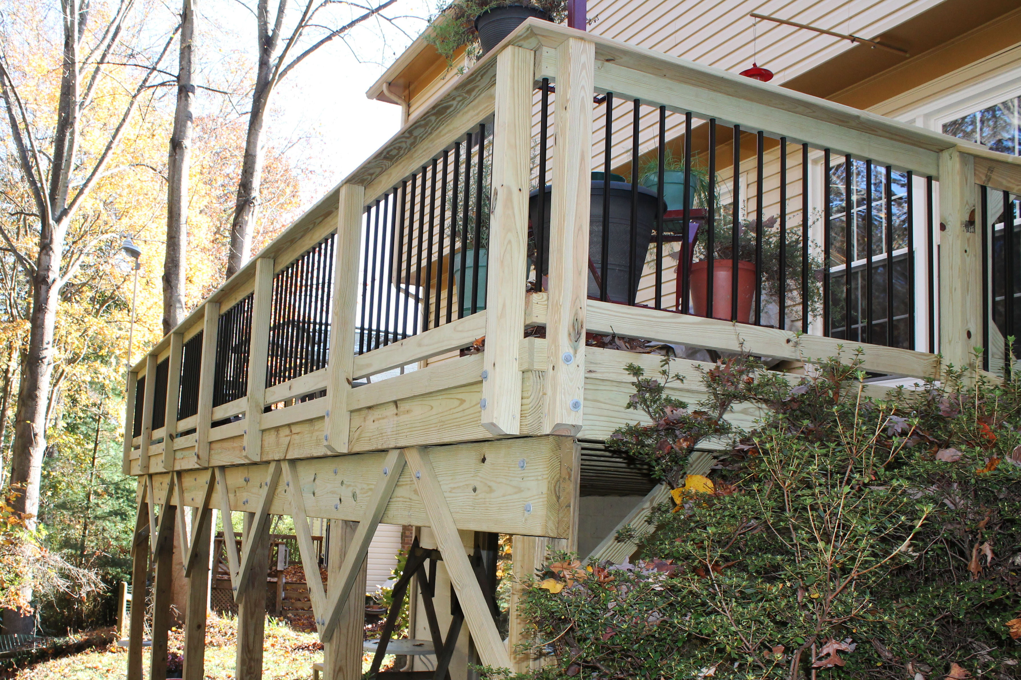 Trussell Deck Sunshine Contracting