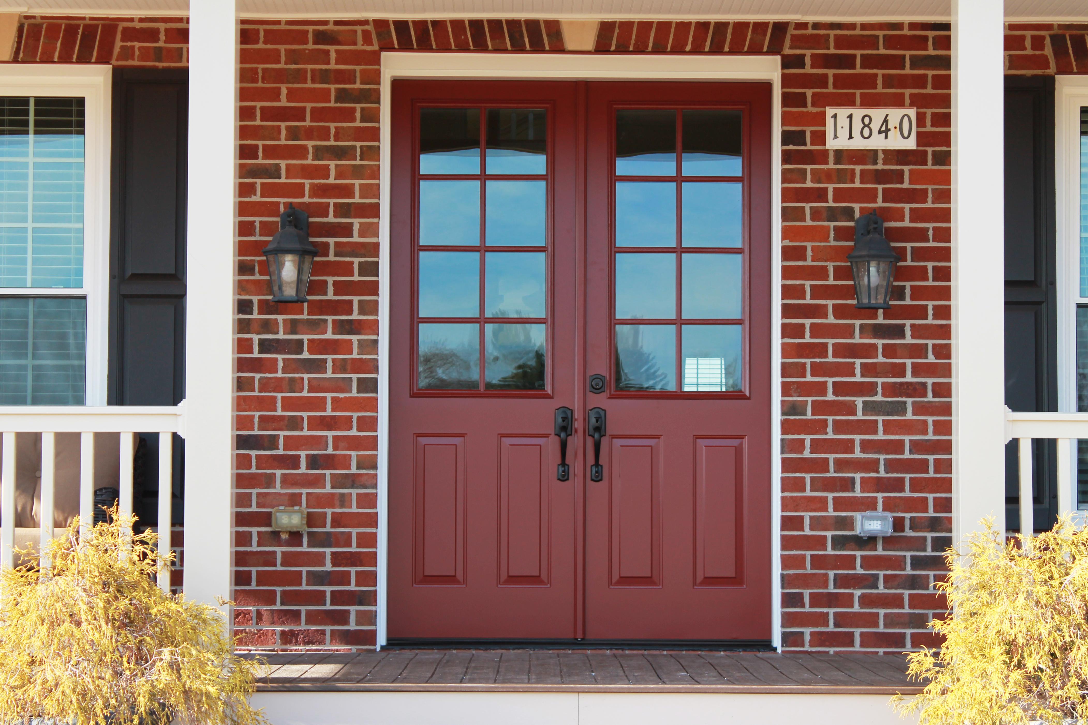 Spencer Front Door Sunshine Contracting