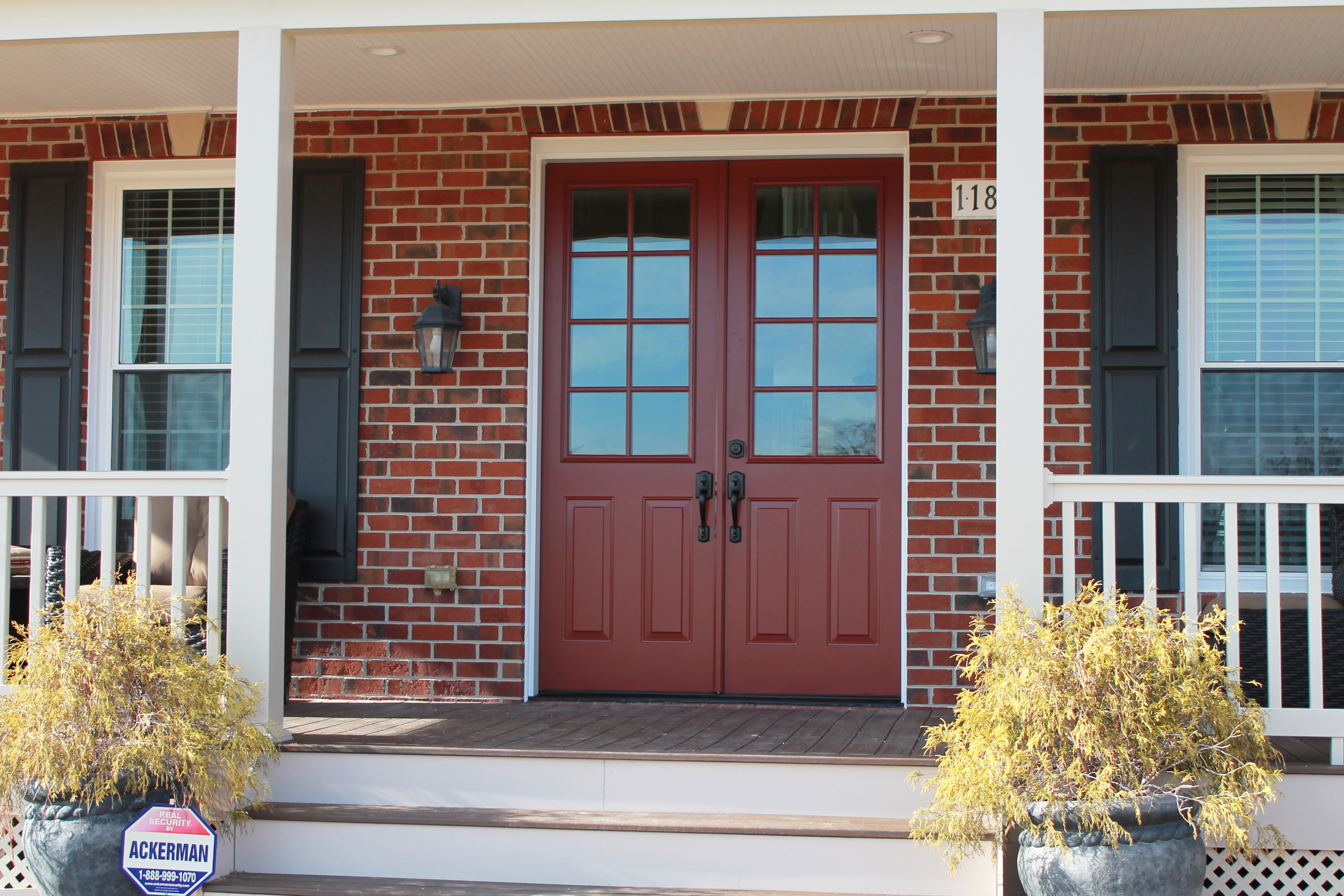 Spencer Front Door Sunshine Contracting