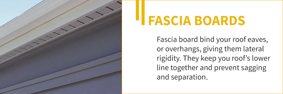 Fascia Boards Trim