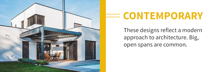 Contemporary Home Windows and Doors