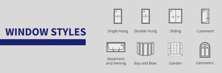 Home Window Styles