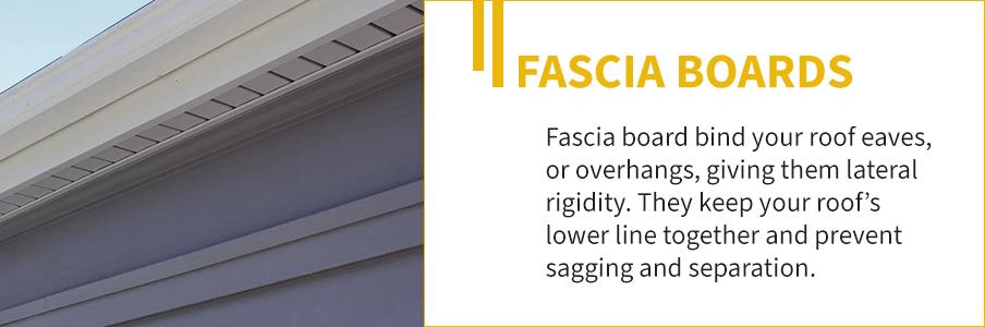 Fascia Board - uses and description