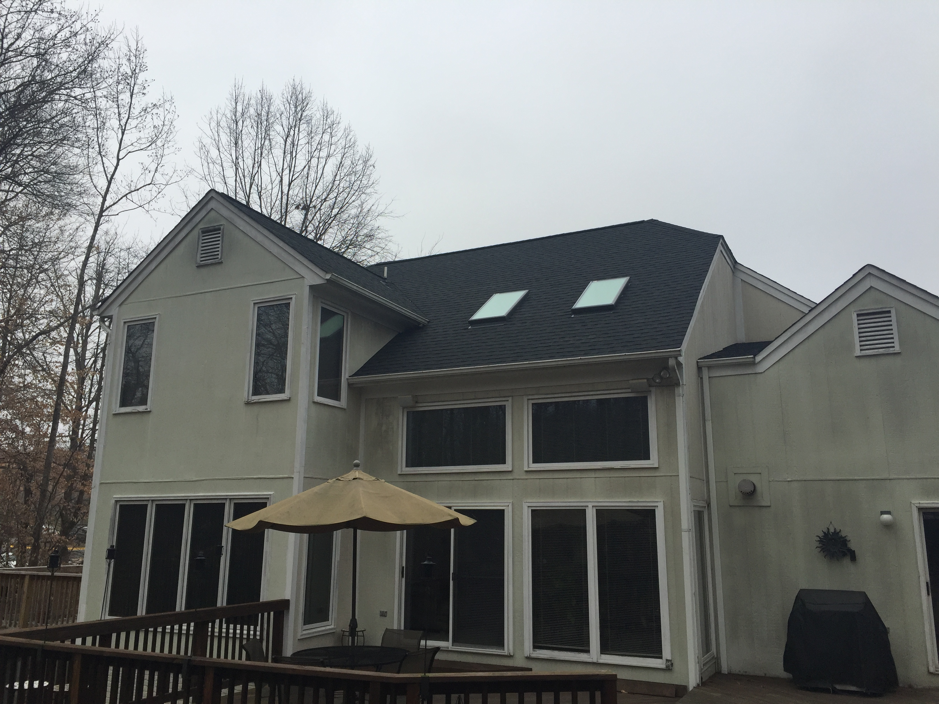 Lynch Roof Sunshine Contracting