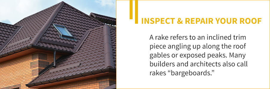Inspect and Repair Your Roof