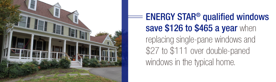 Energy Star Qualified Windows