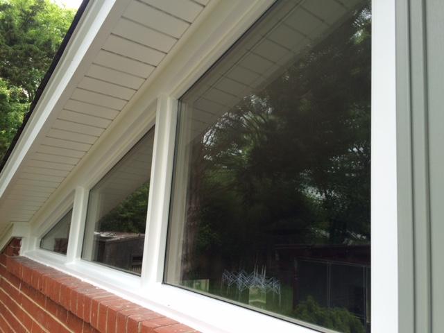 Geometric Windows Portfolio Sunshine Contracting