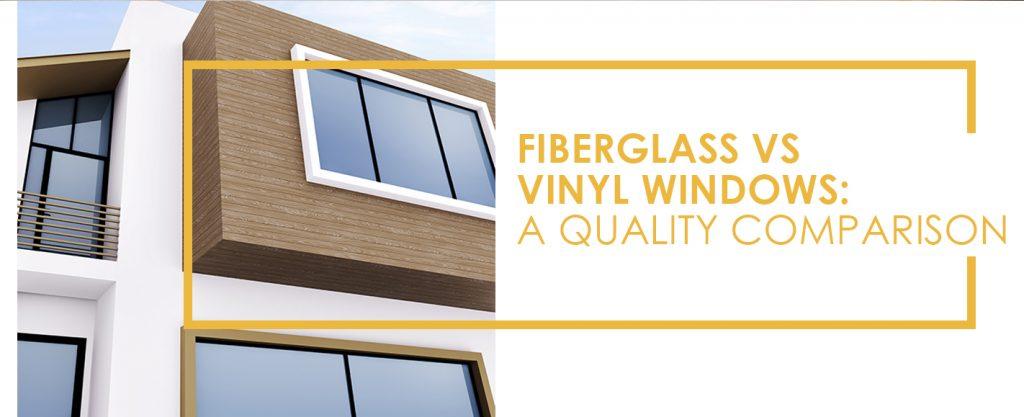 Fiberglass and Vinyl Quality Comparison