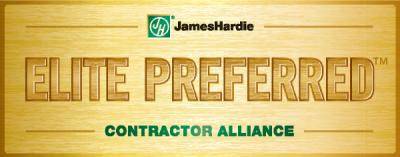James Hardie Elite Preferred Logo